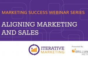 Aligning Marketing & Sales